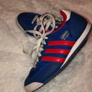 Adidas Dragon athletic shoes